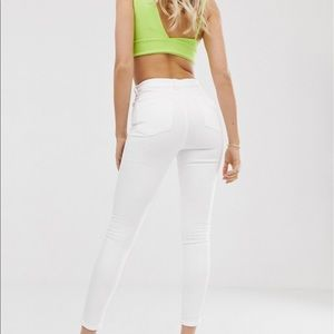 ASOS Jeans - ASOS DESIGN Ridley high waisted skinny jeans